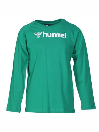 HMLANOIL T-SHIRT L/S TEE